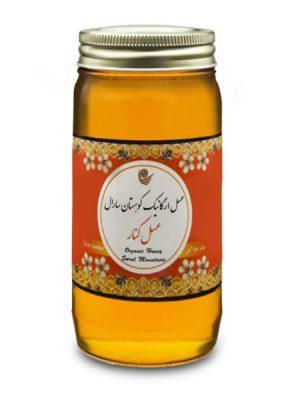 عسل کنار ارگانیک