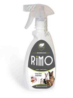 حشره کش گیاهی ریمو حیوانات